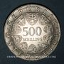 Coins Autriche. République. 500 schilling 1980. 1000e anniversaire de la fondation de Steyr
