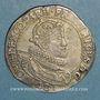 Coins Bohème. Frédéric V du Palatinat (1619-1620). 48 kreuzer 1620. Joachimsthal