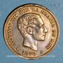 Coins Espagne. Alphonse XII (1874-1885). 5 centimos 1878 OM