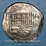 Coins Espagne. Philippe III (1598-1621). 4 reales (1617-21)SG. Ségovie