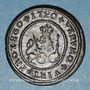 Coins Espagne. Philippe V (1700-1746). 4 maravedis 1720B. Burgos