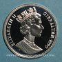 Coins Gibraltar. Elisabeth II (1952- ). 14 écu 1995. Richard Coeur de Lion. (PTL 925/1000. 24 g)