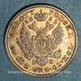 Coins Pologne. Alexandre I de Russie (1815-1825). 1 zloty 1822 IB