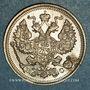 Coins Russie. Nicolas II (1894-1917). 20 kopecks 1915 BC. Saint Petersbourg