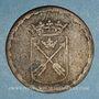 Coins Suède. Gustave III (1771-1792). 6 öre 1790