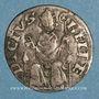 Coins Vatican. Benoît XII (1334-1342). Grosso. Macérata