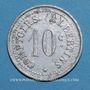 Coins Albert (80). Comptoirs Albertins. 10 centimes