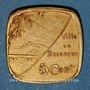 Coins Besançon (25). Ville. 5 centimes 1917. Essai postérieur