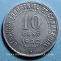Coins Blois (41). Chambre de Commerce. 10 centimes 1922