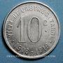 Coins Castres (81). Ville. 10 centimes 1916-1919