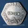 Coins Chalon-sur-Saône (71). Coopérative Union. 10 centimes