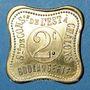 Coins Châlons-sur-Marne (51). Société de Consommation de l'Est. Boulangerie. 2 centimes