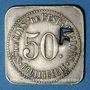 Coins Châlons-sur-Marne (51). Société de Consommation de l'Est. Boulangerie. 50 francs