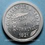 Coins Charleville - Sedan (08). Chambres de Commerce. 5 centimes 1921
