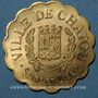 Coins Chatou (78). Commerce et Industrie. 25 centimes 1918