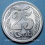 Coins Evreux (27). Chambre de Commerce. 25 centimes 1921