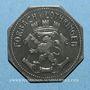 Coins Forbach (57). Ville. 50 pfennig
