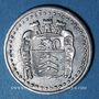 Coins Gex (01). Ville. 5 centimes 1919. Frappe médaille