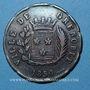 Coins Grenoble (38). Ville de Grenoble - Association Alimentaire. Soupe 1850. Cuivre