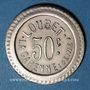 Coins La Garenne-Colombes (92). Loubet. 50 centimes