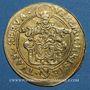 Coins Alsace. Strasbourg. Municipalité. Florin frappé après 1529