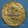 Coins Duché de Savoie. Emmannuel Philibert (1553-1580). Scudo 1578 Bourg.