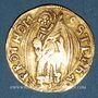 Coins Lorraine. Cité de Metz. Florin (16e - début 17e siècle)