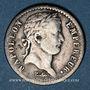 Coins 1er empire (1804-1814). 1/2 franc EMPIRE 1809A