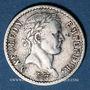 Coins 1er empire (1804-1814). 1/2 franc EMPIRE 1810A