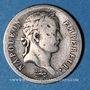 Coins 1er empire (1804-1814). 1/2 franc EMPIRE 1812A