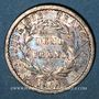 Coins 1er empire (1804-1814). 1/2 franc REPUBLIQUE 1808A