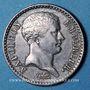 Coins 1er empire (1804-1814). 1/2 franc tête de nègre 1807A
