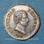 Coins 1er empire (1804-1814). 1/4 franc, date grégorienne, 1806A
