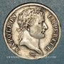 Coins 1er empire (1804-1814). 1 franc REPUBLIQUE 1808A