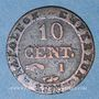 Coins 1er empire (1804-1814). 10 centimes 1808 I. Limoges
