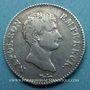 Coins 1er empire (1804-1814). 2 francs, date grégorienne 1806A