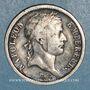 Coins 1er empire (1804-1814). 2 francs EMPIRE 1811B. Rouen