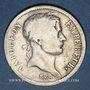 Coins 1er empire (1804-1814). 2 francs EMPIRE 1812A