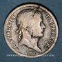 Coins 1er empire (1804-1814). 2 francs EMPIRE 1812MA. Marseille