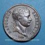 Coins 1er empire (1804-1814). 2 francs EMPIRE 1813H La Rochelle