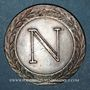 Coins 1er empire (1804-1814). 5 centimes 1808BB. Strasbourg