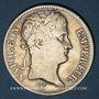 Coins 1er empire (1804-1814). 5 francs EMPIRE 1809B Rouen