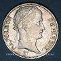Coins 1er empire (1804-1814). 5 francs EMPIRE 1809K. Bordeaux