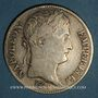 Coins 1er empire (1804-1814). 5 francs EMPIRE 1811 D. Lyon
