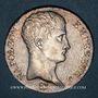Coins 1er empire (1804-1814). 5 francs, tête nue, an 13I. Limoges