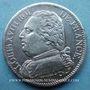 Coins 1ère restauration (1814-1815), 5 francs 1814A