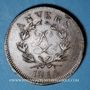 Coins 1ère restauration (1814-1815). Siège d'Anvers. 10 cmes 1814