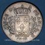 Coins 1ère Restauration, Louis XVIII (1814-1815), 5 francs buste habillé 1814M Toulouse