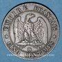 Coins 2e empire (1852-1870). 5 centimes, tête nue, 1853BB. Strasbourg