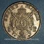 Coins 2e empire (1852-1870). 5 francs tête laurée 1869 BB. Strasbourg
